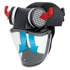 Supplied Air Respirator Bump Cap