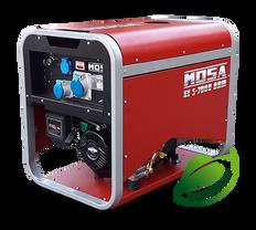 Mosa 6500W Honda iGX390 Engine Generator - GE S-7000HBM