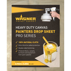 Wagner Heavy Duty Canvas Drop Cloths