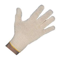 CQ Polycotton Gloves, 12 packs