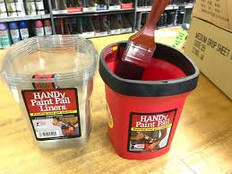 Handy Paint Pail - Making Cutting In Easy