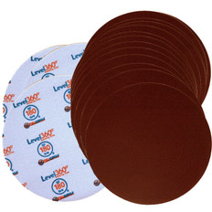Level 360 Round Sanding Discs 5pk