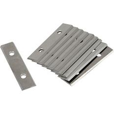 Tungsten scraper blades