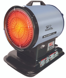 SOLD OUT - Radiant Heater, Remington Silent Drive Multi Fuel, RPH75R