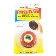 Zinsser Paper Tiger - Wallpaper Scouring Tool