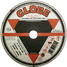 Globe Reinforced General Purpose Cutting 178 x 7 x 22