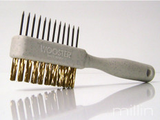Wooster Painters Comb (for cleaning and conditioning your paint brush)