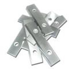 Tungsten Carbide Replacement Scraper Blades 60mm