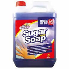 Mr Gorilla Sugar Soap Concentrate 5 Litres.
