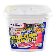 700gm Bostik Kwik Paint Glazing Putty
