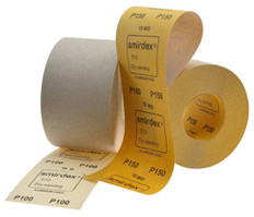 3 Pack Smirdex Dry Sanding Rolls 116mm x 10m (any 3 grits)