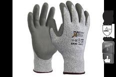 RAZOR X500 Glove, HPPE Cut Resistance Level 5, Fibre PU coating