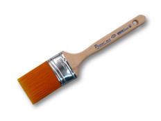 Oval Straight Cut Long Handled Sash Paint Brush by Proform Picasso