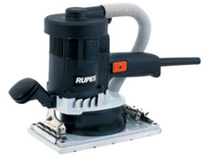 Rupes Orbital Sheet Sander With Integral Dust Extraction, 115mm x 210mm, SSCA