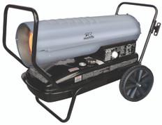 Air Forced Heater, Remington Multi Fuel, RPH1250KFA