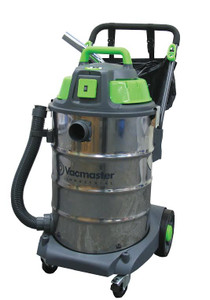 50lt Vacmaster HEPA, 2 in 1 Heavy Duty Wet / Dry Vacuum