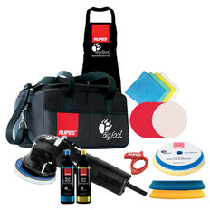 RUPES LHR12E DUETTO Big Foot 'Duetto' Electric Random Orbital Sanding and Polishing LUX Kit