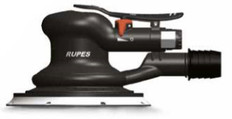 RUPES Pneumatic 'Skorpio III' 150mm Random Orbital Palm Sander 6mm Orbit, RH356A