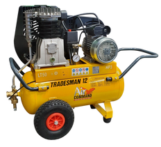 TM12DC Air Command Tradesman Dual Control 2HP Industrial Single Phase Compressor