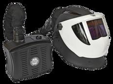 Premium 4 Sensor Shade 5 - 13 Auto, Air Fed Welding Helmet