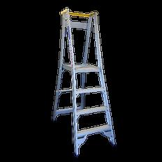 Indalex Pro Series Aluminium Platform/Podium Ladders