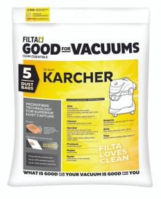 30L Wet & Dry Vacuum Bags