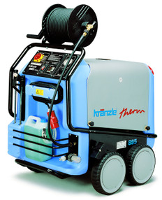 Kranzle Therm 2830psi, 15L/min, High Pressure Steam Cleaner, KTH895/1