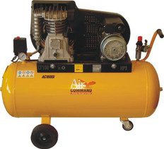 Air Command 3HP Belt Drive Compressor, 100L Tank, AC1600i