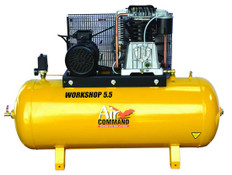 Air Command  5.5HP Workshop Compressor WS5.5