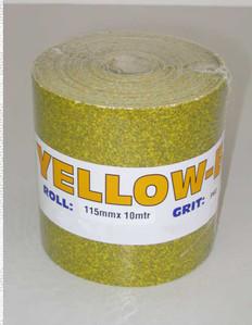 Riken Yellow-E Rolls 115mmx10m