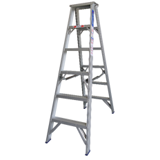 Pro-Series Double Sided Aluminium Step Ladders