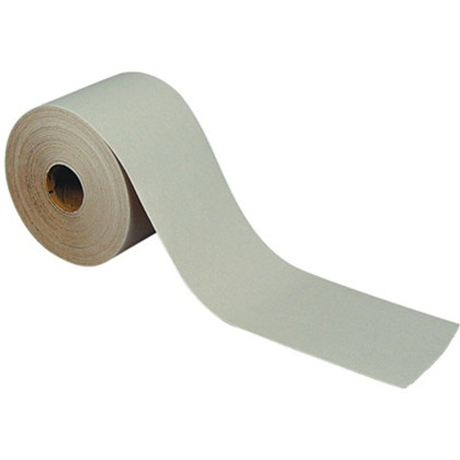 Velcro Backed Riken Dry Sanding Rolls, 70mm x 10m