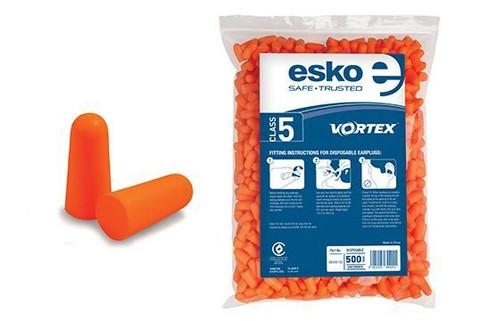 Vortex Disposable Earplugs Dispenser Refill Pack, 500 pairs