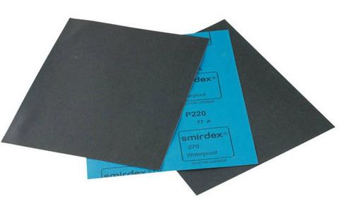 Smirdex Wet & Dry Sanding Sheets, 50 packs