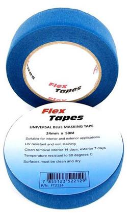 Flex Premium Universal Blue Interior / Exterior Masking Tape
