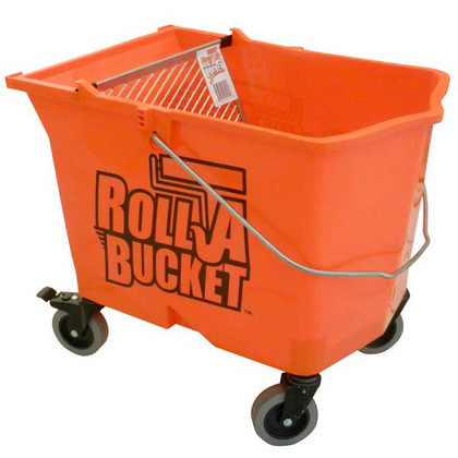 RollaBucket - The 45 Litre Paint Tray On Wheels