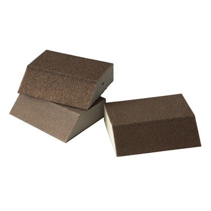 Single Angle Sanding Sponge / Blocks