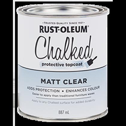Rust-Oleum Chalked Protective Topcoat