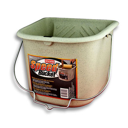 Wooster Speed Bucket - For Use With Jumbo Mini Rollers
