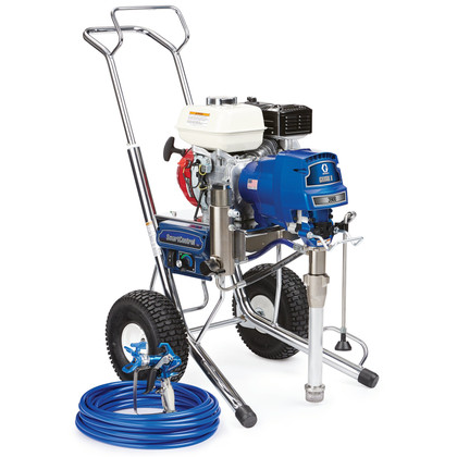 Graco GMAX II 3900 Petrol Airless Sprayer, Hi-Boy