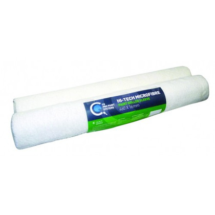 460mm Hi Tech Microfibre Roller Sleeves 16mm