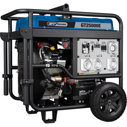 GT Power 18000W Electric Start Generator, GT25000E