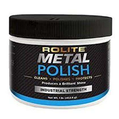 Rolite Metal Polish 1Pound Jar