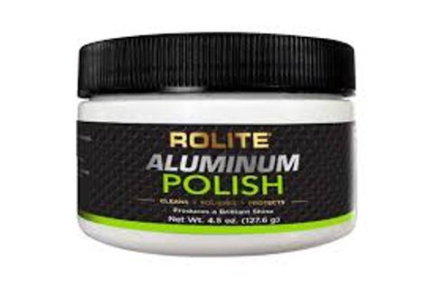 Rolite Aluminum Polish 4.5oz Jar
