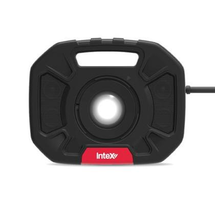 Intex Lumo 40W Corded LED Light with Speaker