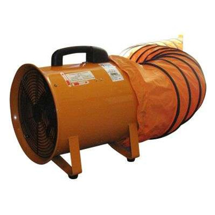 300mm Portable Ventilation Fan Exhaust Air Ducting Kit