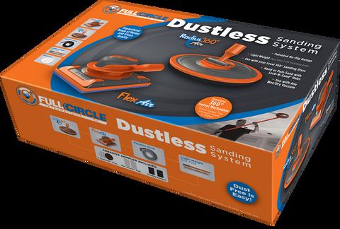 Full Circle Dustless Sanding System in box