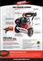 Powershot PS3395 3300psi, 9.5L/min Petrol Waterblaster Brochure