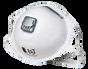 Esko Breathe Easy Disposable Valved Dust / Mist Respirator Masks