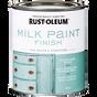 Milk Paint Finish Highland Blue